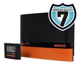 M5000i Mains Powered Electric Fence Energiser/Charger (230V)