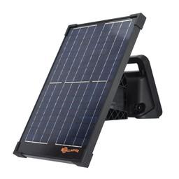 20W Solarpanel + Bracket