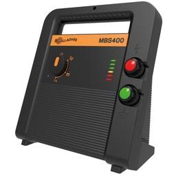 MBS400 Multi Powered Energiser/Charger (12V/230V)