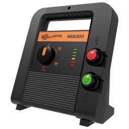 MBS200 Multi Powered Energiser/Charger (12V/230V)