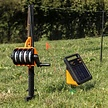 Gallagher SmartFence V2 - 10 posts, 4 wires and reels in one system (100m)