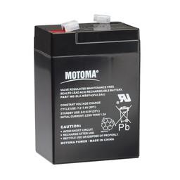 Battery 6V/4Ah for S10/S16/S20