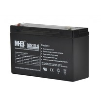 Gallagher Gallagher Battery 6V/10Ah for S40