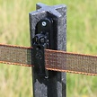 4x Ecopost Fence Post - 1.5 m