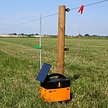 B50 Battery Powered Electric Fence Energiser/Charger (9V)