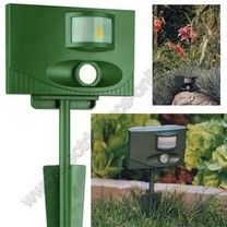 Concept Research Pest Deterrents Catstop automatic outdoor cat deterrent