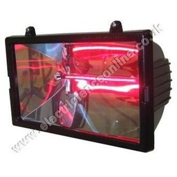 1.3kW S-Dance IP54 Infrared Heater | Stable Yard Heating