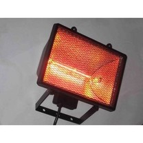 Infrared Animal Heater 1000W Gold
