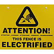 Warning Signs  | Electric Fencing | Electrified Netting