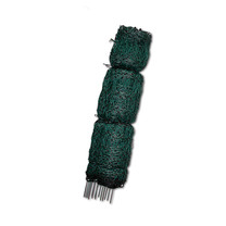 Hotline 50m Poultry Netting (12-strand, with 10 extra posts)