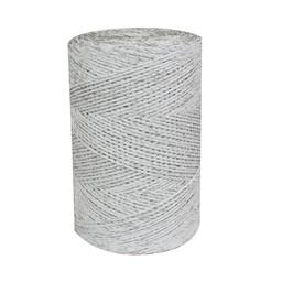 250m Paddock Essentials 6-strand polywire (white)