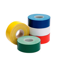 Hotline Hotline Coloured Tail Tape - Pack of 10 rolls (two of each colour)