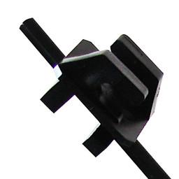 Hotline 25 x Insulators for 600mm Post/Bracket