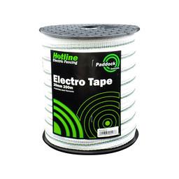 Paddock Essentials 20mm Tape (green)