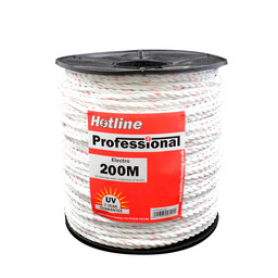 7mm x 200m Professional Grade Electric Rope