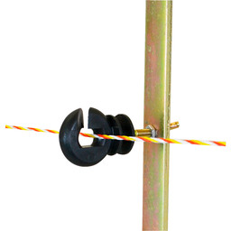 Bolt-on Electric Fence Insulator