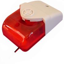 Hotline Hotline External Alarm Siren & Strobe for Phoenix (mains powered) Energisers