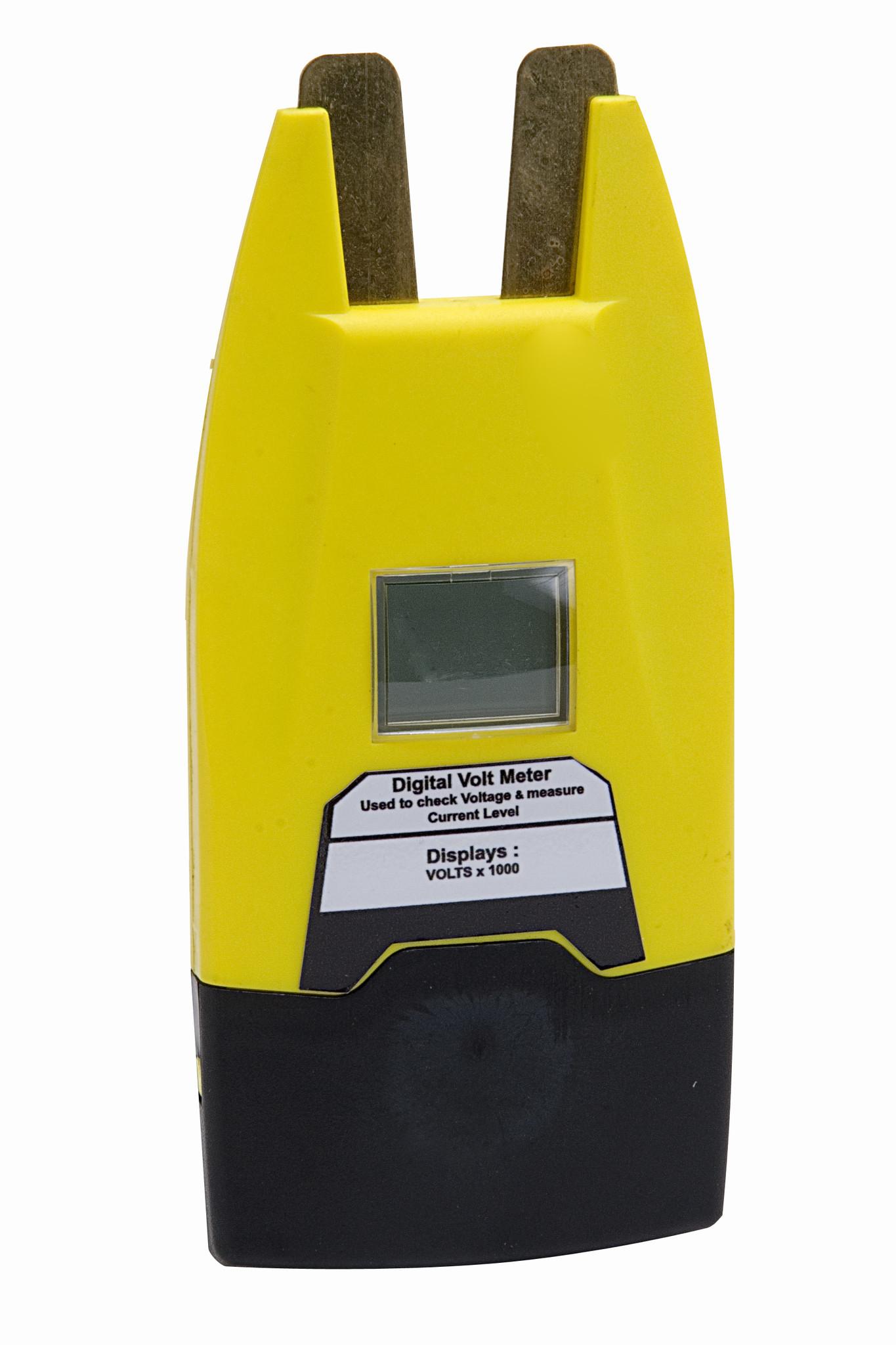 Electric Fence Tester Digital Volt Meter Electric