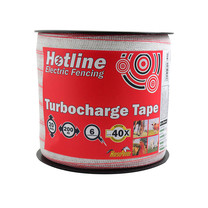 Hotline Hotline TC43 Turbocharge 20mm x 200m Electro-Tape