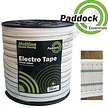 Paddock Essentials - 40mm Electro-Tape white