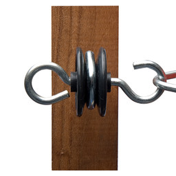 P28 Gate Handle Anchors (pack of 2) | Electric Fencing Accessories