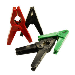 Large Plastic Crocodile Clips | Electric Fencing Accessories