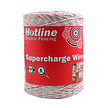 Hotline 500m Spool Hotline 6 Strand Supercharge Polywire