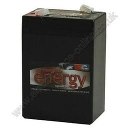 L30 Handlamp Battery (6.0V 4amp/hr) | Electric Fencing Batteries