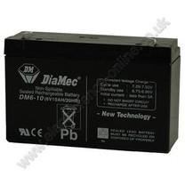 Hotline Hotline L21 Replacement Battery (6V / 10Ah) for L210 or L360
