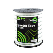 Hotline Hotline Paddock Essentials 20mm Tape (white)