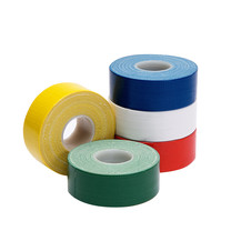 Hotline Hotline Coloured Tail Tape - Pack of 5 rolls (one of each colour)