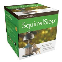 Concept Research Pest Deterrents SquirrelStop Humane Squirrel Spinning Deterrent