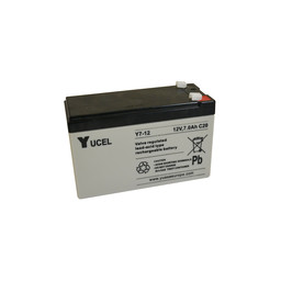 Replacement Battery for HLS Firedrake Energisers