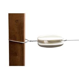 Large Plastic End/Corner Insulator | Electric Fencing | Electric Fence Insulator