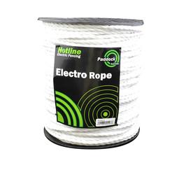 Paddock Essentials  Rope 200 m - White