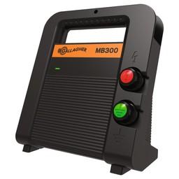 MB300 Multi Powered Fence Energiser/Charger (230V/12V)