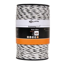 Gallagher Gallagher EconomyLine Rope 500 m - White