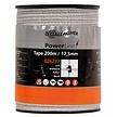PowerLine Tape 12.5 mm | 200 m - White