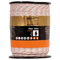 Gallagher Gallagher Turboline rope braided White 500m