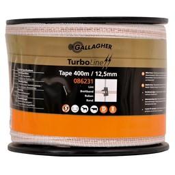 TurboLine Tape 12.5 mm | 400 m - White