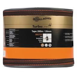 TurboLine Tape 20 mm | 200 m - Terra