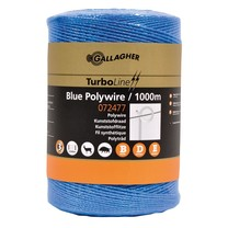 Gallagher Gallagher TurboLine Polywire 1000 m - Blue