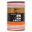 Gallagher TurboLine tape 40mm White - 200m