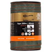Gallagher Gallagher TurboStar Tape 40 mm | 200 m - Green