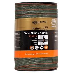 TurboStar Tape 40 mm | 200 m - Green