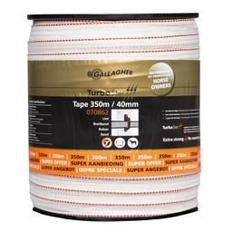 TurboStar Tape  40 mm | 350 m - White