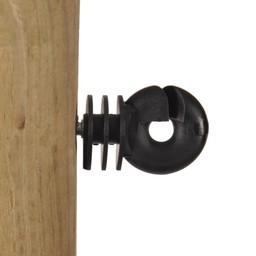 75x Screw-in Insulator Economy - Black