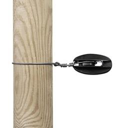 Strain Insulator Reinforced - Black