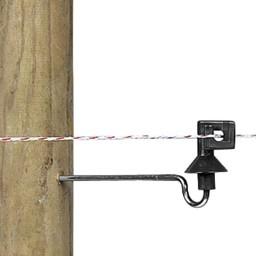 10x Offset Screw-in Insulator 20 cm