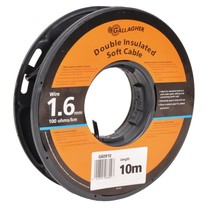 Gallagher Gallagher Lead Out Cable 1,6mm/10m  – 100 Ohm/km